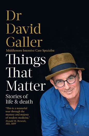 David Galler - Things That Matter