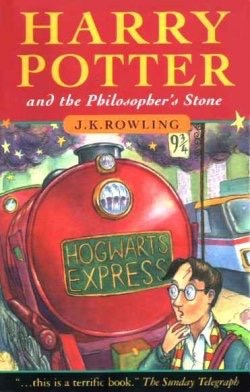 J K Rowling - Harry Potter and the Philosopher's Stone